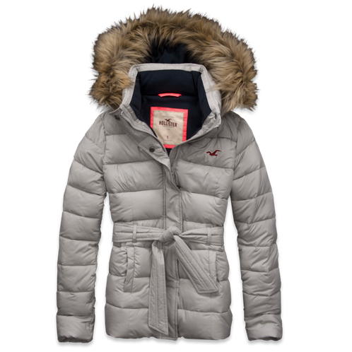 Girls Daley Ranch Parka