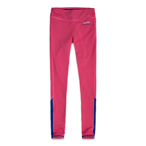 Girls Hollister Sport Leggings