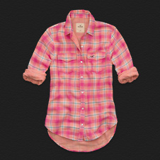 Girls Alcazar Shirt