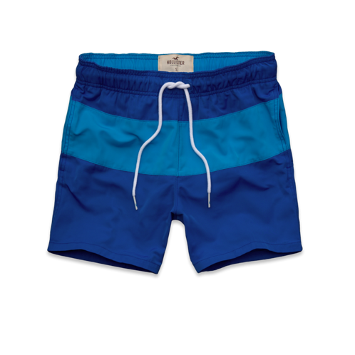 Girls Los Trancos Swim Shorts