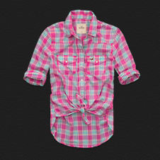 Girls Malibu Shirt