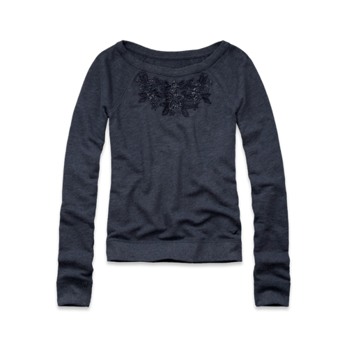 Girls Diver's Cove Sweatshirt
