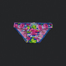 Girls Supersoft Bloomer Bikini Undie