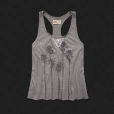 Girls San Pedro Embellished Tank