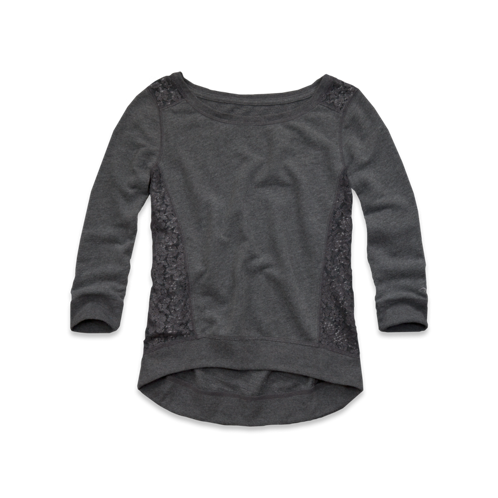 Girls Zuma Beach Sweatshirt