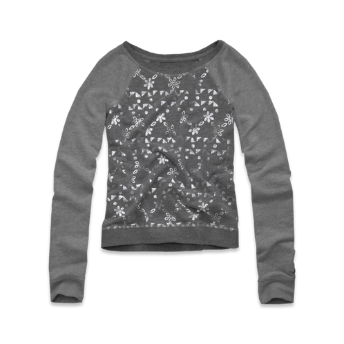 Girls Brooks Street Sweatshirt