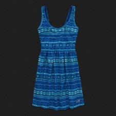 Girls Moonlight Beach Skater Dress