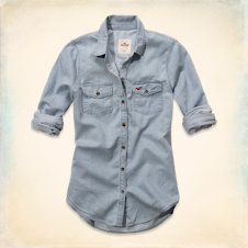 Lake Hodges Denim Shirt