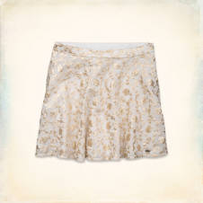 Hollister Shine Skirt