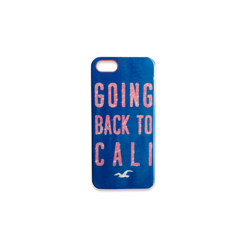 Girls Hollister Shine Phone Case