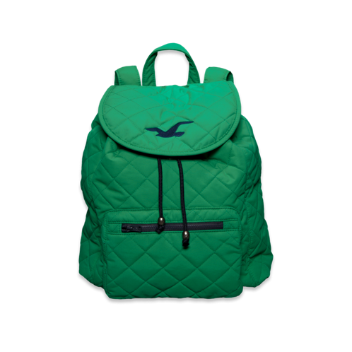 Girls Quilted So Cal Backpack