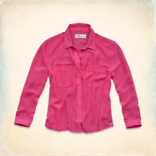 West Street Chiffon Shirt