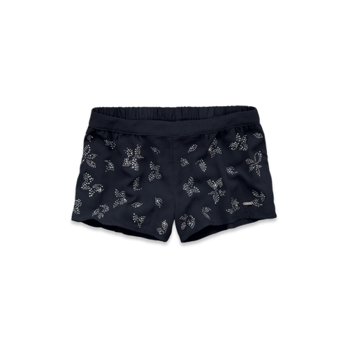 Girls Hollister Chiffon Short-Shorts