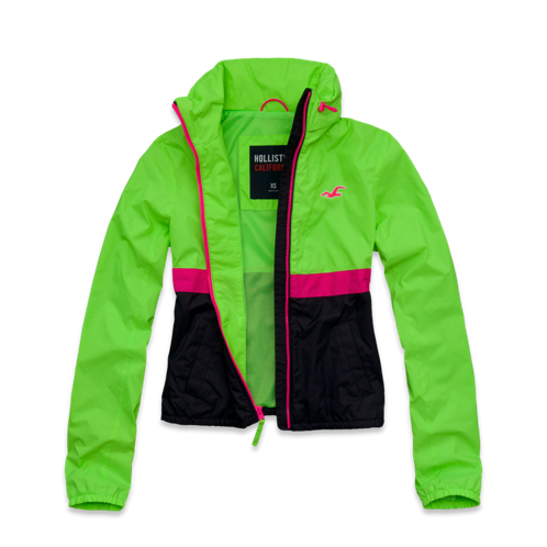 Girls Point Vincente Jacket