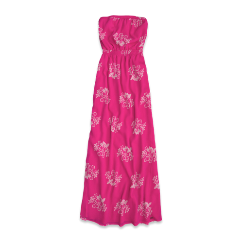 Girls Dockweiler Beach Maxi Dress