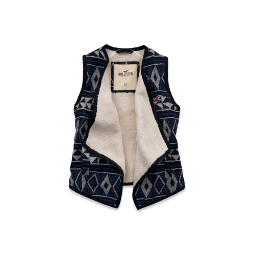 Girls Abalone Cove Vest