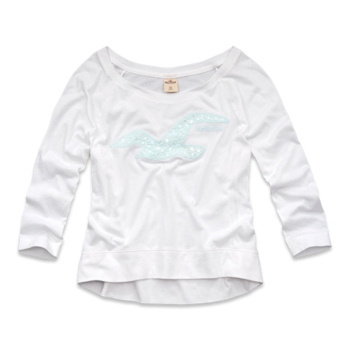 Girls Shaws Cove Shine T-Shirt