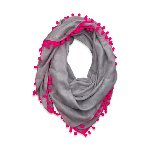 Girls Vintage Shine Scarf
