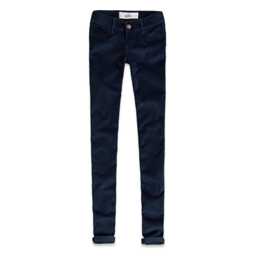 Girls Hollister Corduroy Jeggings