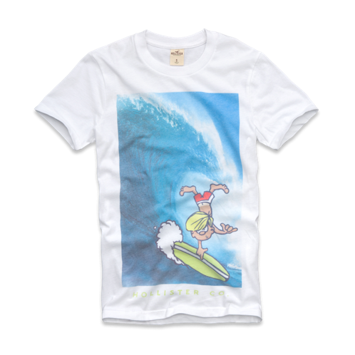 Guys Victoria Beach T-Shirt