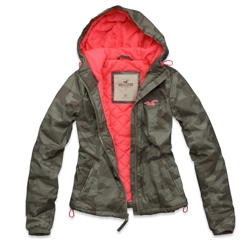 Girls First Point Jacket
