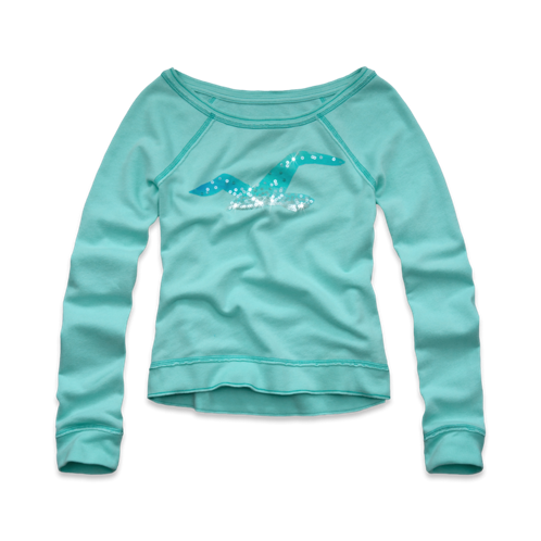 Girls Dixon Lake Sweatshirt