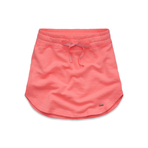 Girls Hollister Knit Sporty Skirt