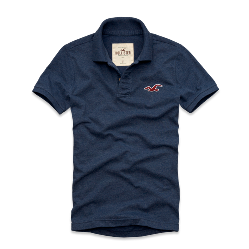 Girls Diver's Cove Polo