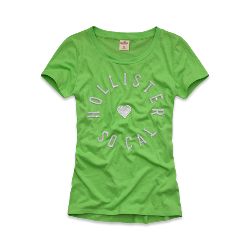 Girls Crescent Bay T-Shirt