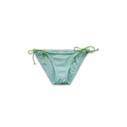 Girls Pop Color Side-Tie Swim Bottom