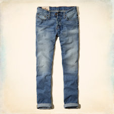 Hollister Classic Taper Fit Jeans