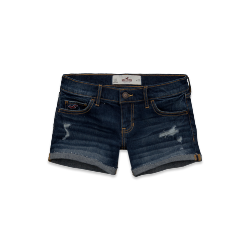 hollister jean shorts - photo #41