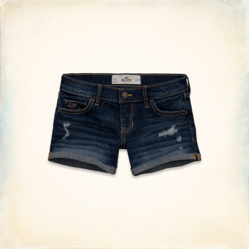 hollister shorts for girls - photo #4