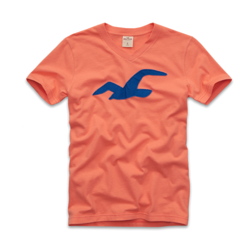 Girls Tamarack V Neck T-Shirt