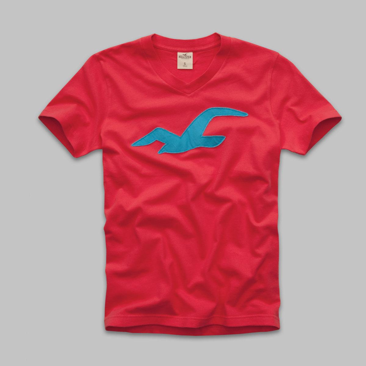 Tamarack V Neck T-Shirt
