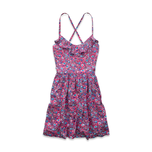 Girls Hermosa Skater Dress