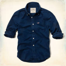 First Point Oxford Shirt