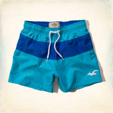 El Porto Beach Swim Shorts