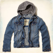 Trestles Beach Denim Jacket