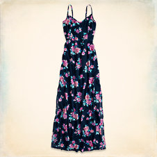 Palm Canyon Maxi Dress