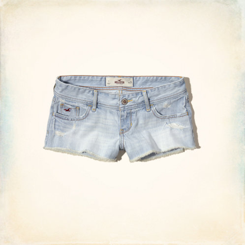 hollister shorts for girls - photo #8