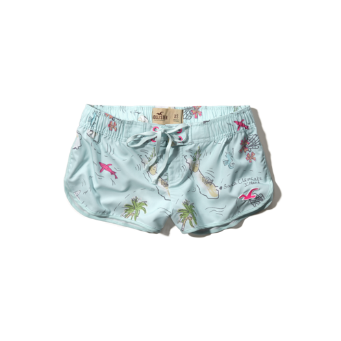 Girls Hollister Board Shorts