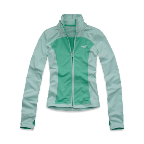 Girls Hollister Sport Full-Zip