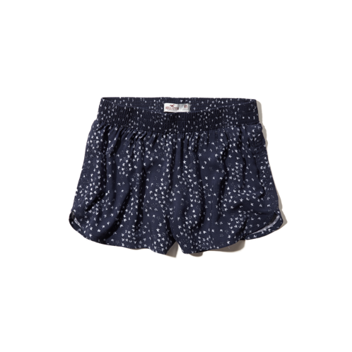Girls Hollister Drapey Short-Shorts
