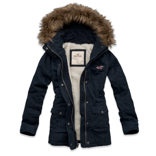 Girls Arrow Point Parka