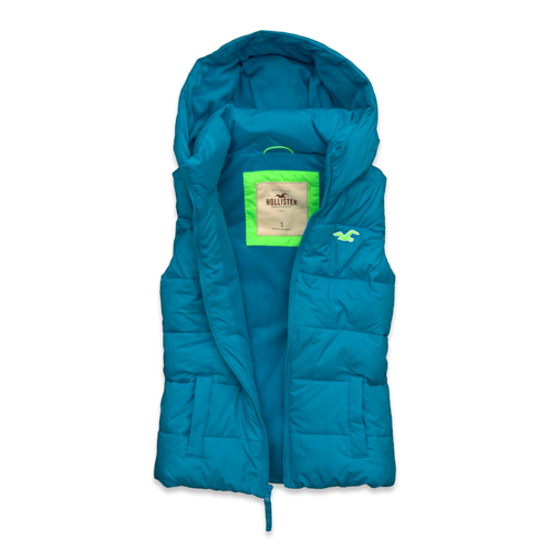 Girls Embarcardero Vest
