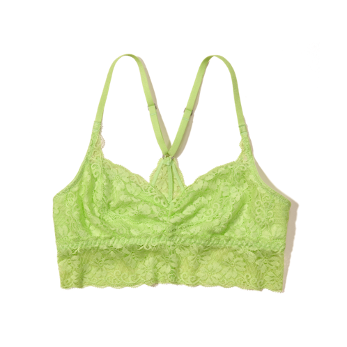 Girls Lace Racerback Bralette