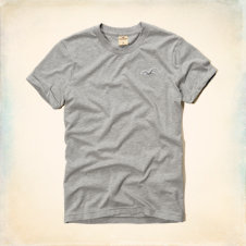 Newport Rolled Cuff T-Shirt