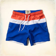 Tecolote Canyon Swim Shorts