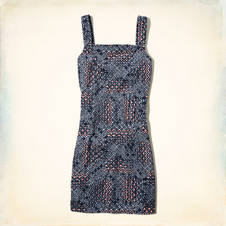Leucadia Knit Bodycon Dress